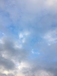 Himmel über Oakura