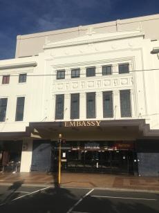 Uraufführungskino für HdR III in Wellington