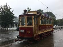 Tram Christchurch