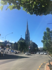 Kirche Dunedin