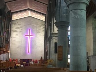 Kirche Nelson