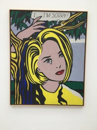 Roy Lichtenstein - I..I'm Sorry!