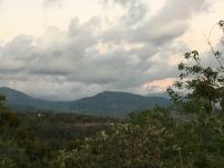 Blick über das Land der Bribri