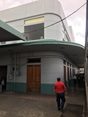 Pazifischer Bahnhof