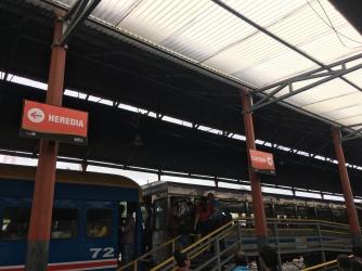 Richtungen der Bahnlinien