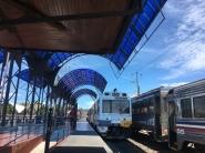 Bahnsteig Kartago