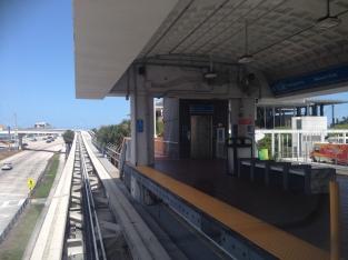 Station vom Metromover