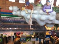 Wolke in der ByWard Markthalle