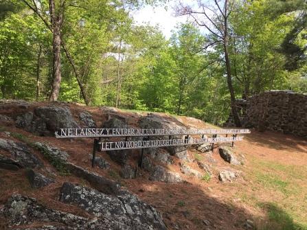 Gatineau Park - Abbey Ruins