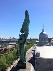 Aussicht von Notre Dame de Bon Secours