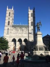 Norte Dame de Montreal