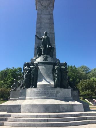 Denkmal für George Étienne Cartier