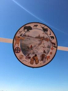Der Weg des Lebens der Prärie Cree